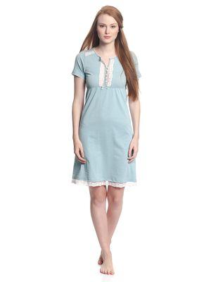 Vive Maria Lullaby Nachthemd Blau – Bild 1