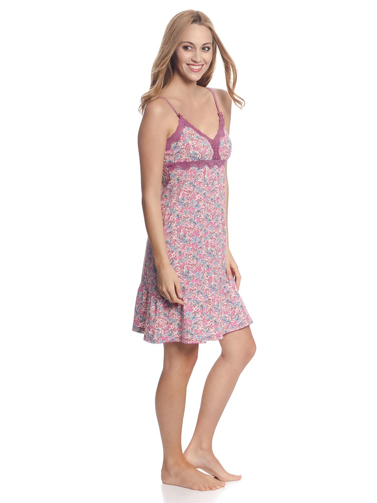 Vive Maria Lollipop Girl Negligée Pink Allover