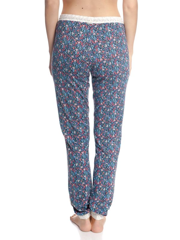 Vive Maria French Flower Pants Blau Allover – Bild 5