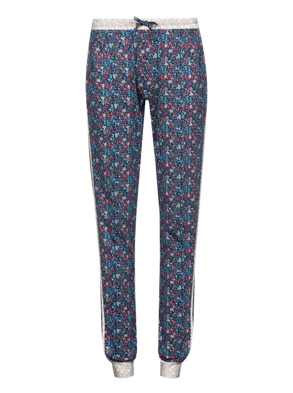 Vive Maria French Flower Pants Blue Allover – Bild 1