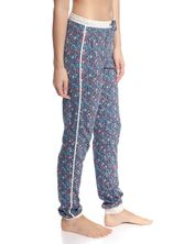 Vive Maria French Flower Pants Blue Allover – Bild 3