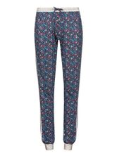Vive Maria French Flower Pants Blue Allover – Bild 0