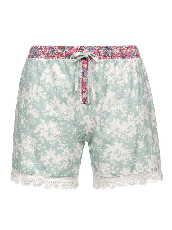 Vive Maria Lollipop Shorts Blau Allover – Bild 1