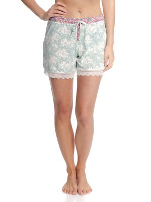 Vive Maria Lollipop Shorts Blau Allover – Bild 2