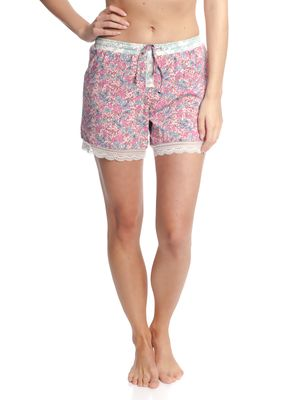 VIVE MARIA Lollipop Girl Shorts Pink Allover – Bild 2