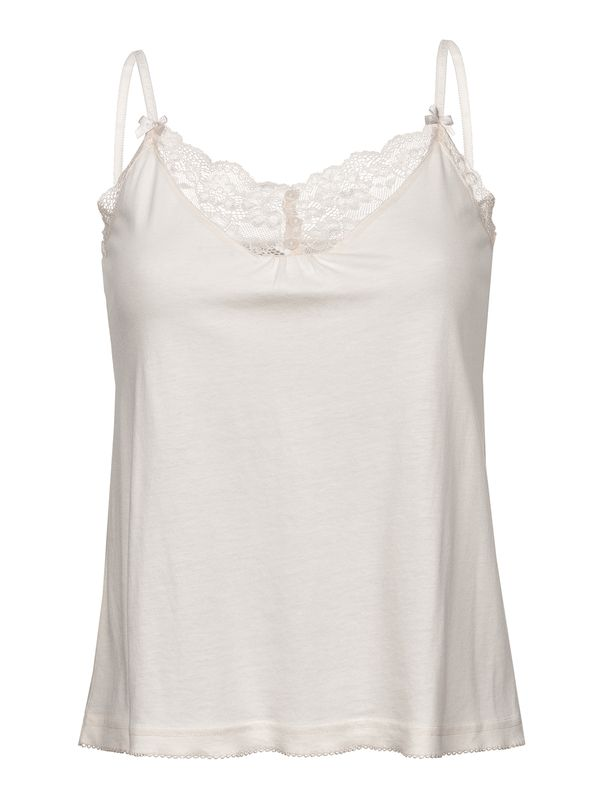 Vive Maria Basic Lace Top cream – Bild 1