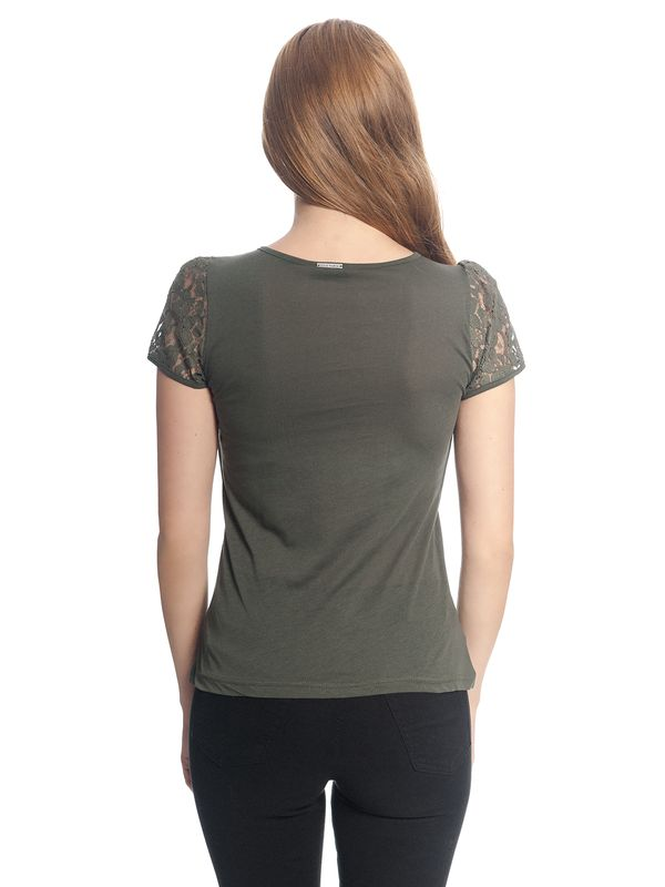 VIVE MARIA Basic Lace Top – Bild 4