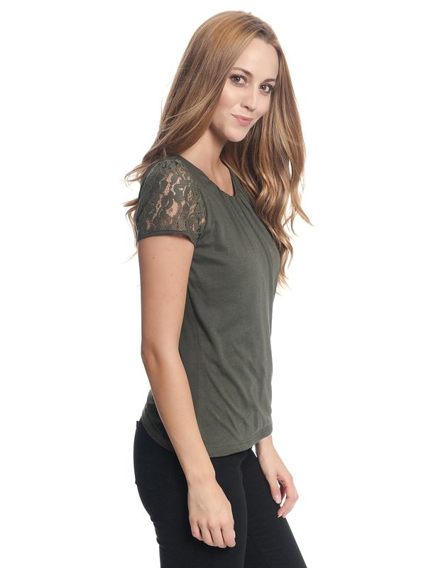 VIVE MARIA Basic Lace Top – Bild 3