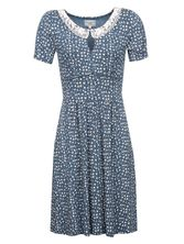 Vive Maria Romantic Holiday Dress blue allover – Bild 0