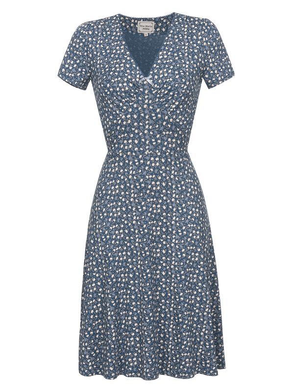 Vive Maria My Holiday Dress blue allover – Bild 1