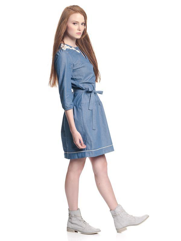 Vive Maria Denim Girl Dress denim – Bild 2