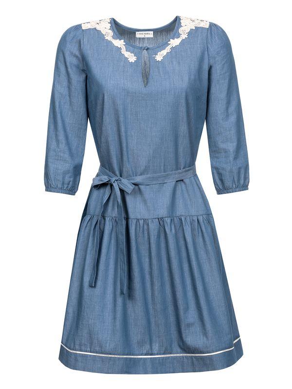 Vive Maria Denim Girl Dress denim – Bild 1