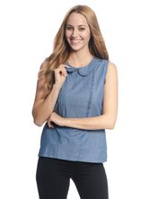 Vive Maria Denim Day Blouse denim – Bild 1