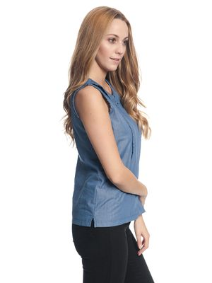 Vive Maria Denim Day Bluse – Bild 2