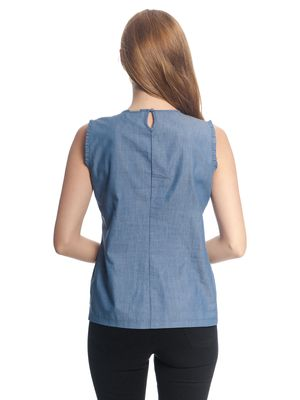 Vive Maria Denim Day Bluse – Bild 3