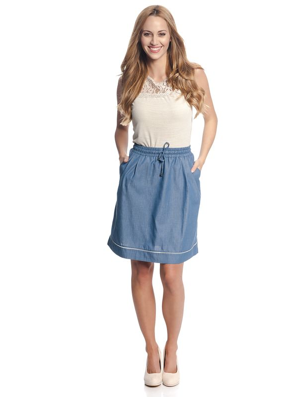 Vive Maria Denim Day Skirt denim – Bild 2