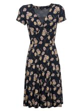Vive Maria Daisy Dress black allover – Bild 0