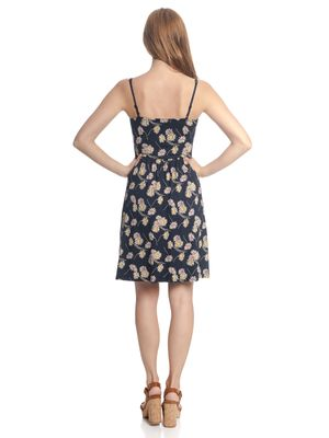 Vive Maria Dancing Daisy Dress blue allover – Bild 3