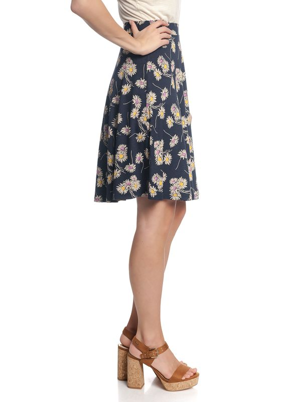 Vive Maria Dancing Daisy Skirt blue allover – Bild 4