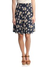 Vive Maria Dancing Daisy Skirt blue allover – Bild 2