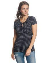 Vive Maria Lucky Star Shirt navy allover – Bild 1