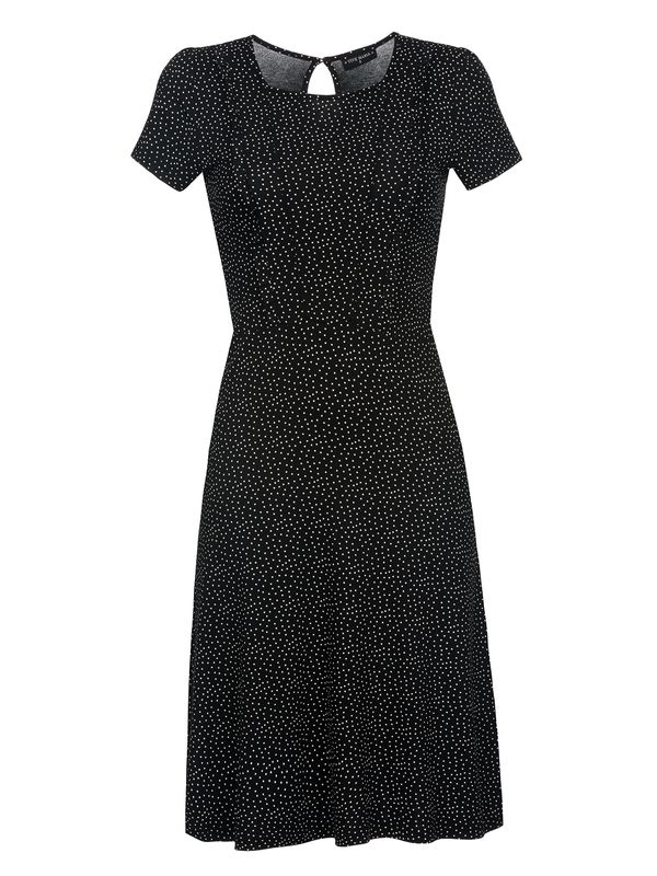 Vive Maria Camille Volant Dress black allover – Bild 1