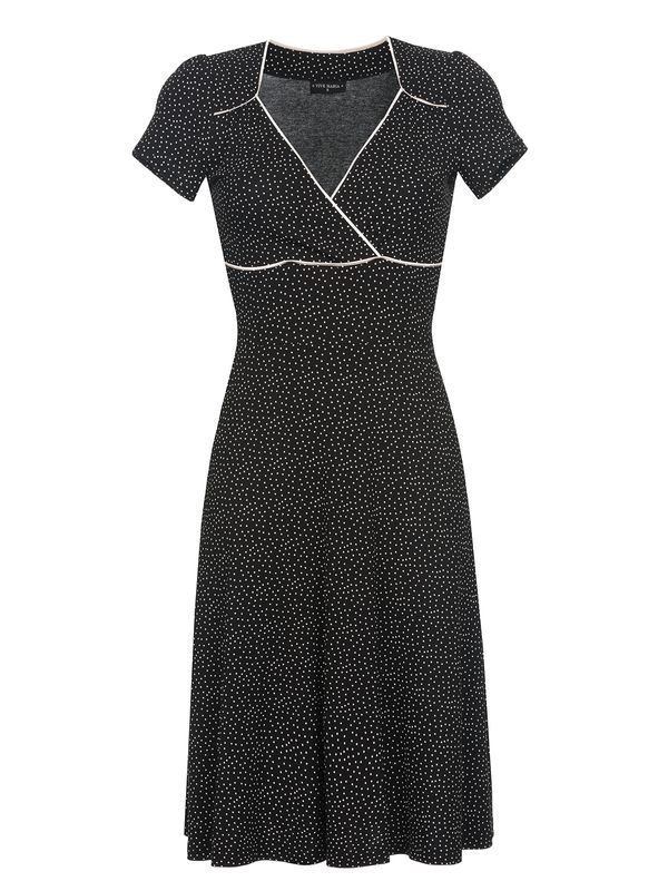 Vive Maria Camille En Ville dress black allover – Bild 1