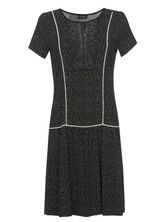 Vive Maria Camille Gamine Dress black allover – Bild 0