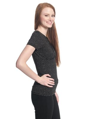 Vive Maria Camille Shirt black allover – Bild 2