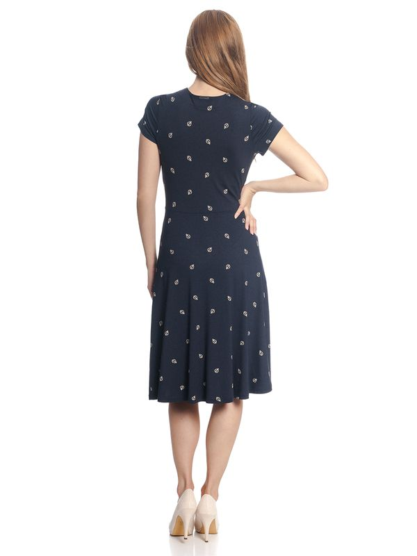 Vive Maria Ahoi Girl Dress navy allover – Bild 4