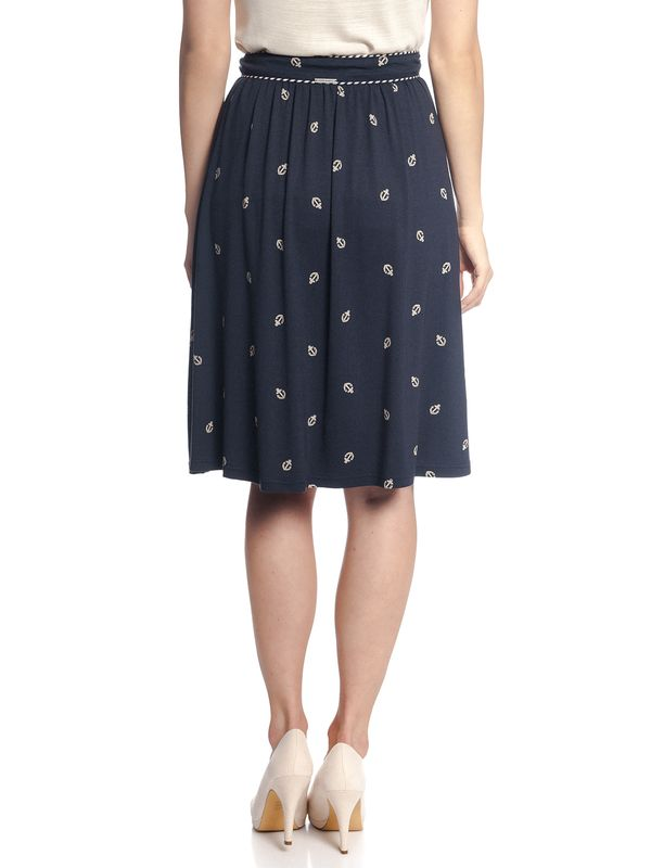 Vive Maria Ahoi Girl Skirt navy allover – Bild 5