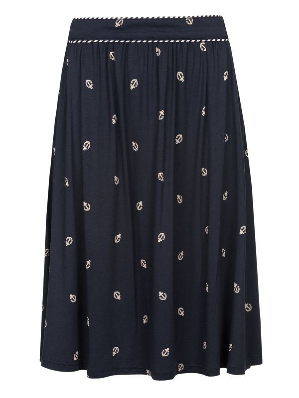 Vive Maria Ahoi Girl Skirt navy allover view