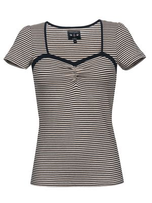 Vive Maria Sailor Saloon Shirt Navy – Bild 0