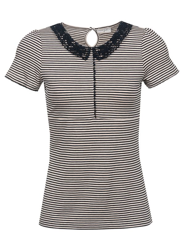 Vive Maria Sailor Day Shirt Navy Ansicht