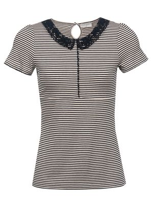 Vive Maria Sailor Day Shirt Navy – Bild 0
