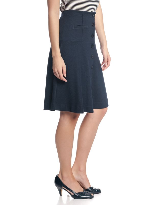 Vive Maria City Sailor Skirt navy – Bild 4