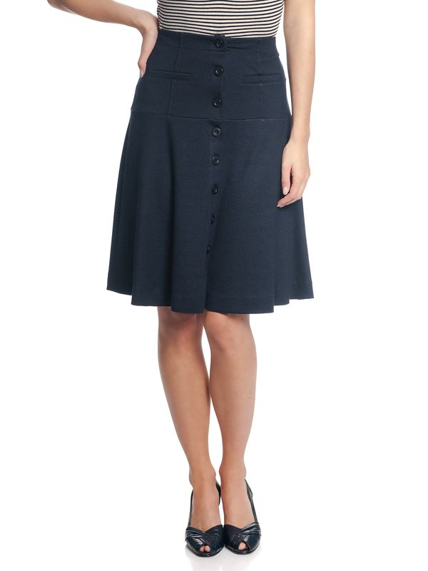 Vive Maria City Sailor Skirt navy – Bild 3