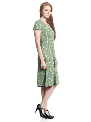 Vive Maria Sweet Memories Dress green allover – Bild 2