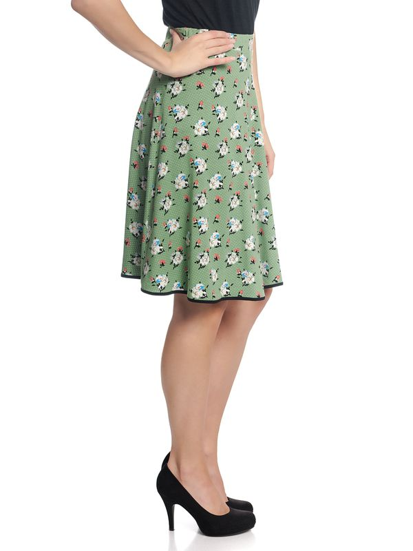 Vive Maria Sweet Memories Skirt green allover – Bild 4