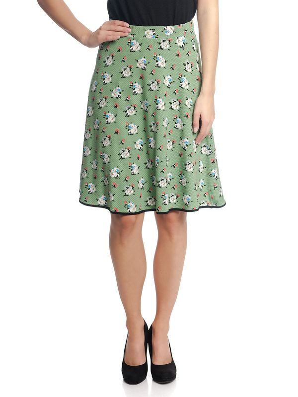Vive Maria Sweet Memories Skirt green allover – Bild 3