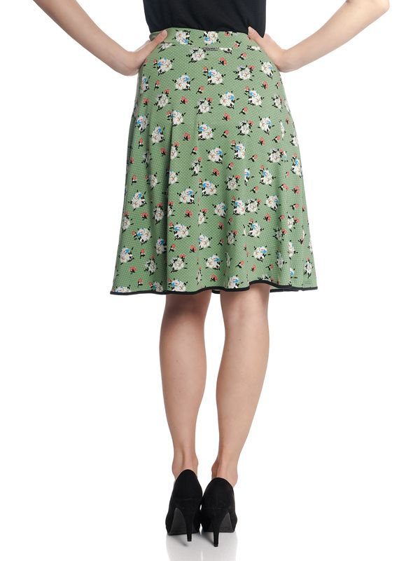 Vive Maria Sweet Memories Skirt green allover – Bild 5
