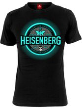 Breaking Bad 99% Purity Tee for Men Black – Bild 3