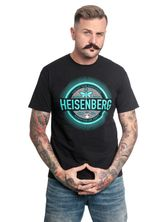 Breaking Bad 99% Purity Tee for Men Black – Bild 0