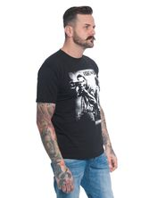 The Walking Dead Fight Or Die Male Tee Black – Bild 1