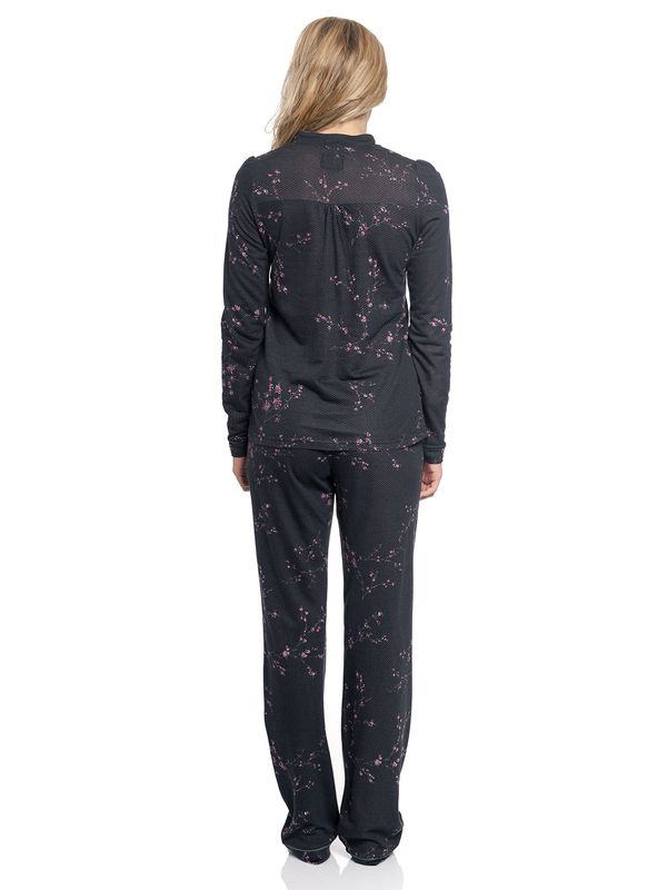 Vive Maria Japanese Girl Long Pyjama black – Bild 3