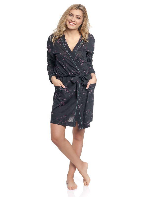 Vive Maria Japanese Girl Kimono schwarz – Bild 2
