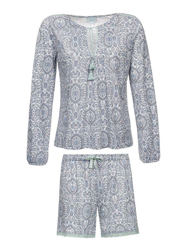 Vive Maria My Boho Short Pyjama gray mint – Bild 1