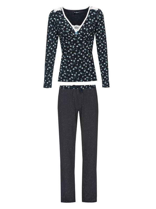 Vive Maria Who Is Katie Long Pyjama navy – Bild 6