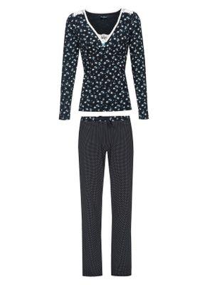 Vive Maria Who Is Katie Long Pyjama navy – Bild 0