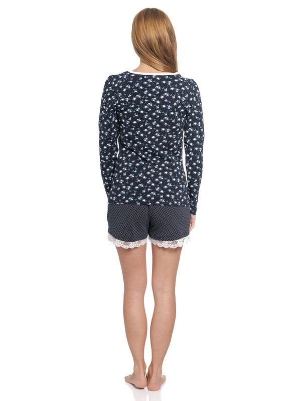 Vive Maria Who Is Katie Short Pyjama navy – Bild 3